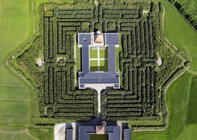World's Largest Maze