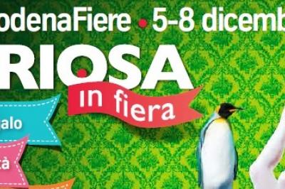 Curiosa in Fiera  5-8 December, 2015