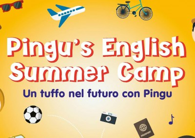 Pingu's English Modena Summer Camps