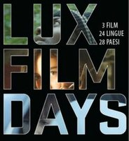 Lux Film Days – Europa Modena