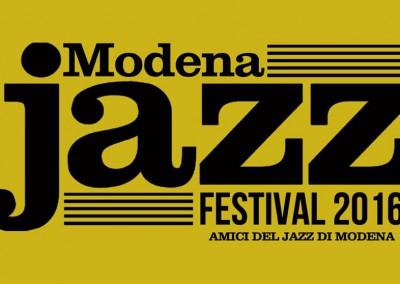 Modena Jazz Festival 2016