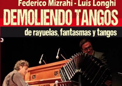 Demoliendo Tangos concert