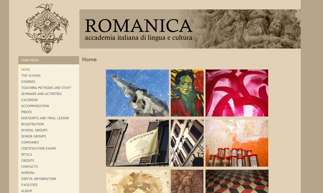 October Activities at Romanica