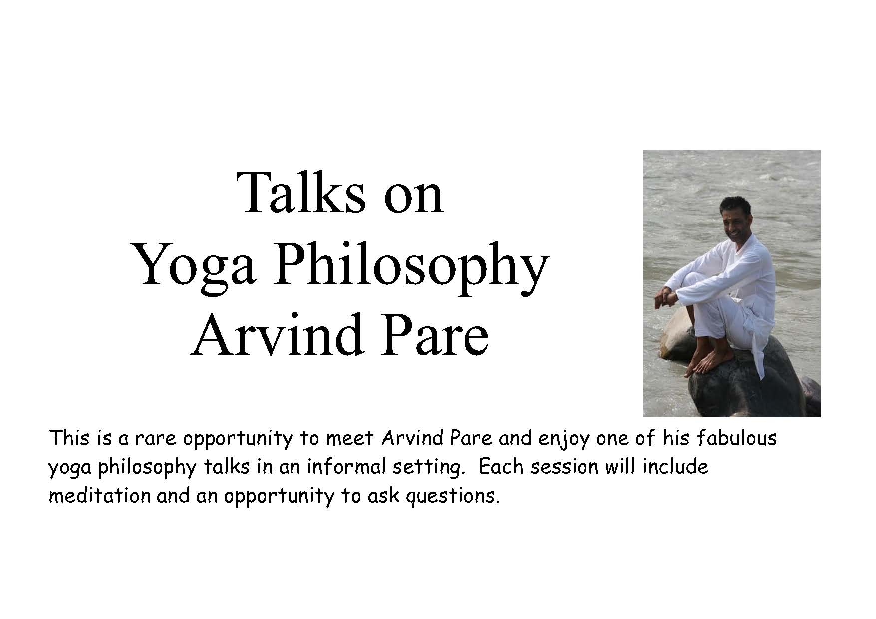 Yoga_Philosophy_with_Arvind_Pare