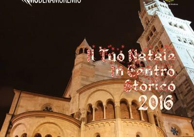 Christmas 2016 in Modena centro
