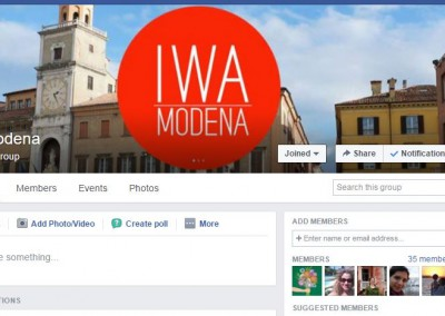 Events in Modena 2017