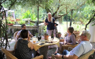 Welcome Back Lunch at Acetaia Malagoli