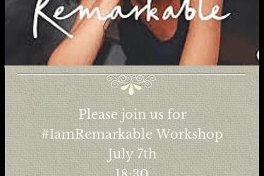 #IAmRemarkable IWAM Workshop