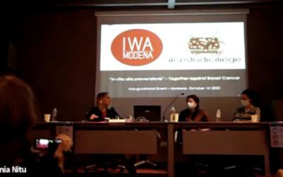IWAM and Il Cesto di Ciliege Kickoff event